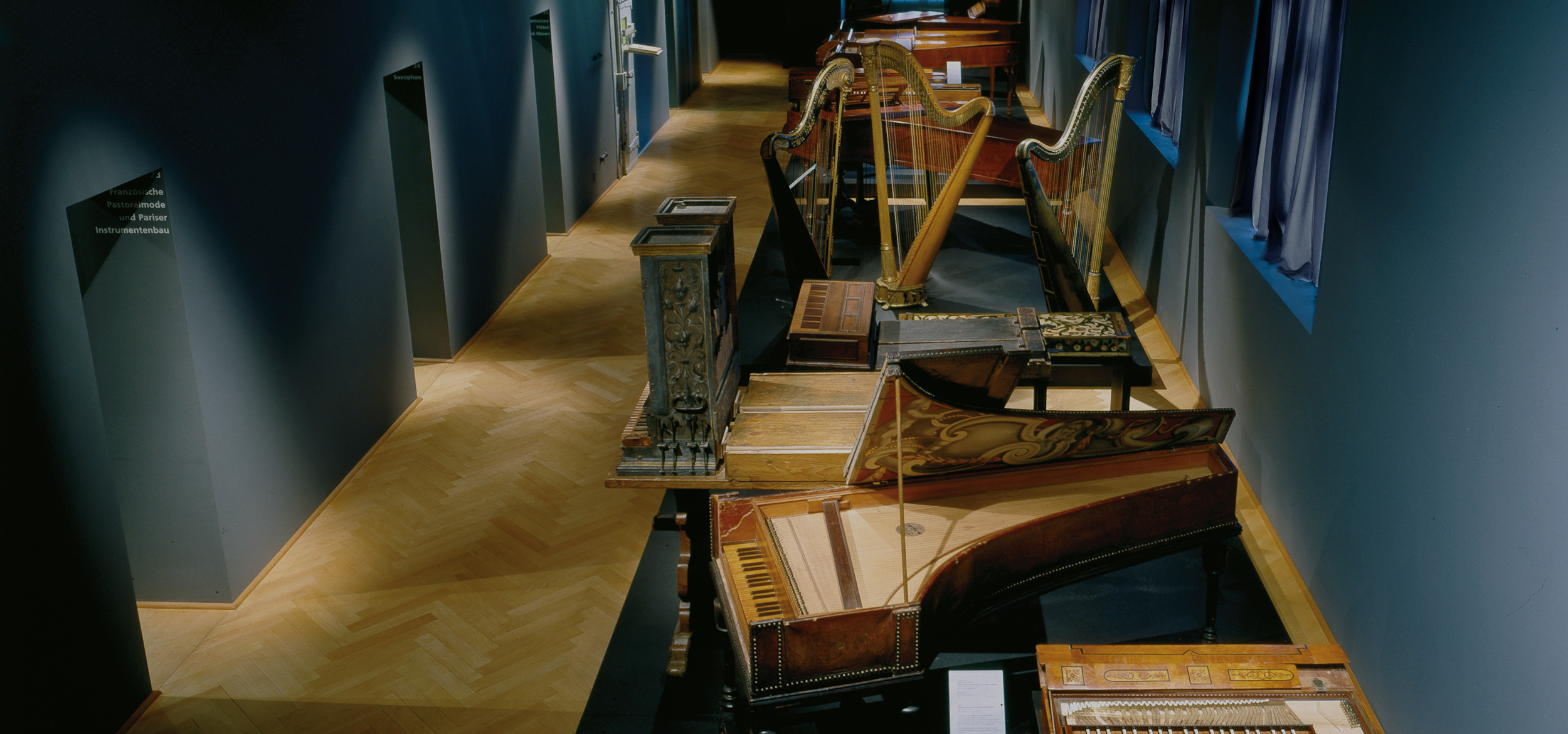 Musikmuseum: Room: Concerts, Choirs and Dancing